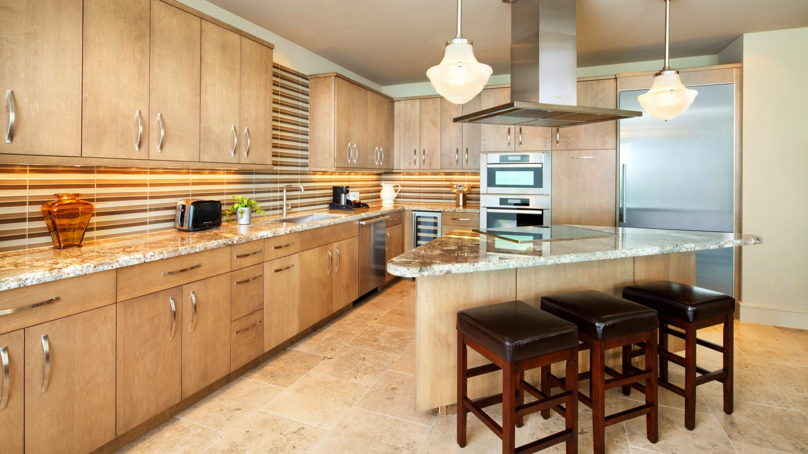 Extended Stay Hotels Houston - Kitchen